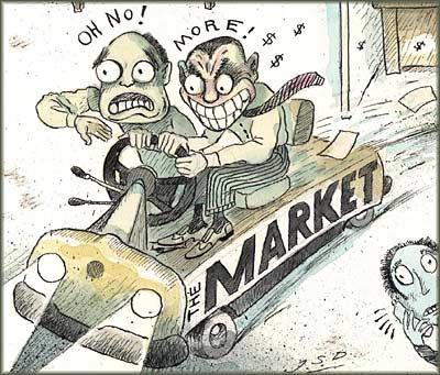 恐懼和貪婪是股市輸家的共同心理學