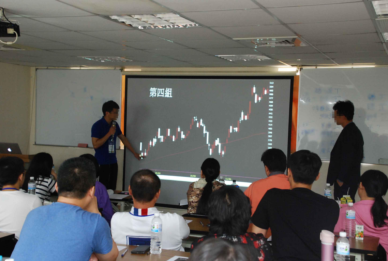 鵝爸爸網聚網友從股市教學SOP懶人包學會股票技術分析自行解盤
